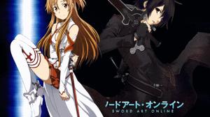 Sword Art Online (SAO) การ์ตูนที่ถูกติดตามมากที่สุด