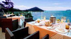 5 ร้านอาหารโรงแรมติดทะเล ที่สวยสะดุด จนต้องหยุดกดไลค์