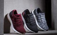 adidas เปิดตัวรองเท้าวิ่ง PureBOOST รุ่นใหม่ล่าสุด ออกแบบมาเพื่อการเคลื่อนไหวสภาพแวดล้อมในเมือง