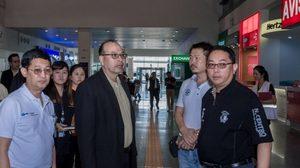 สนามบินภูเก็ต ตั้งศูนย์ประสานงาน-ช่วยเหลือญาติผู้ประสบเหตุเรือล่ม
