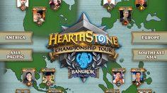 Hearthstone ชวนทายผล ภูมิภาคไหนจะคว้าชัยชนะใน HCT Bangkok Stop