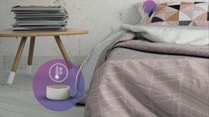 นวัตกรรม ตอบโจทย์ คนนอนหลับยาก! แผ่นปรับอุณหภูมิหมอนอัจฉริยะ