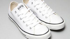 วิธีทำความสะอาด รองเท้าคอนเวิร์ส ผ้าแคนวาส
