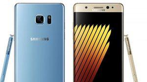 วิดีโอหลุดล่าสุดเผย Galaxy Note 7 จะมีระบบสแกนม่านตา