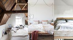 12 ห้องนอน สไตล์ Minimal Rustic ที่จะทำให้คุณผ่อนคลาย