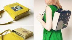 ต้องจัดสักใบ Book Bags กระเป๋าสะพายลายปกนิยายดังของโลก