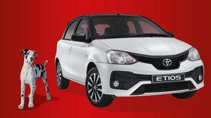 Toyota Etios Sport ลิมิเตด อิดิชั่น เปิดตัวพร้อมขายเเล้วที่ แอฟริกาใต้