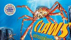 """สงกรานต์พบกับ """"Claws"""" มหัศจรรย์เพื่อนรักก้ามใหญ่จากใต้ทะเลลึกที่ สยาม โอเชี่ยน เวิร์ล"""