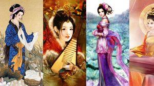4 สุดยอดหญิงงามในตำนานของจีน