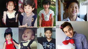 รวมภาพ นักแสดงฮอร์โมนตอนเด็ก