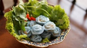 Royal Thai sweets from palace recipes