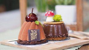 ร้าน Little Hideout ซอยฉิมพลี ขนมเค้กสไตล์ฝรั่งเศส
