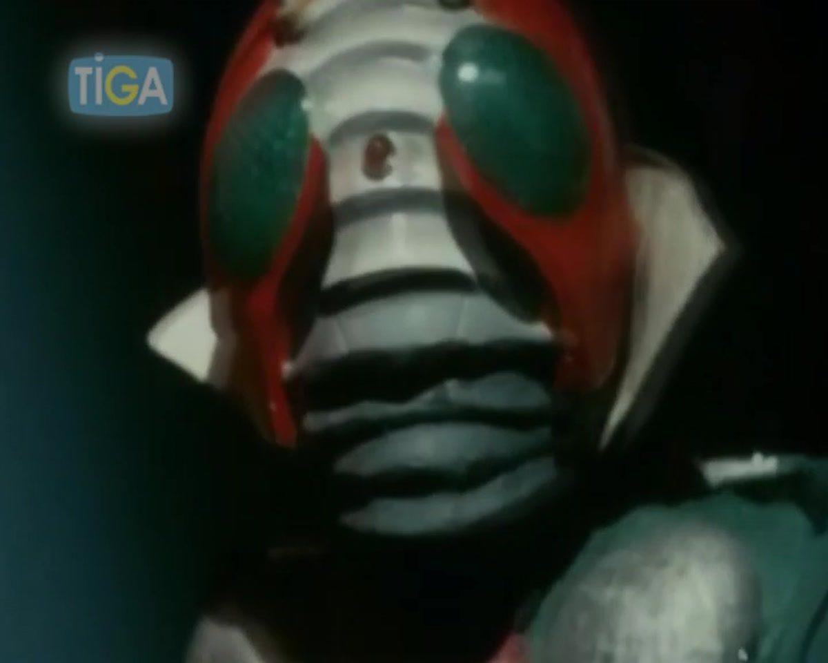 Masked Rider V3 ตอนที่ 52-3
