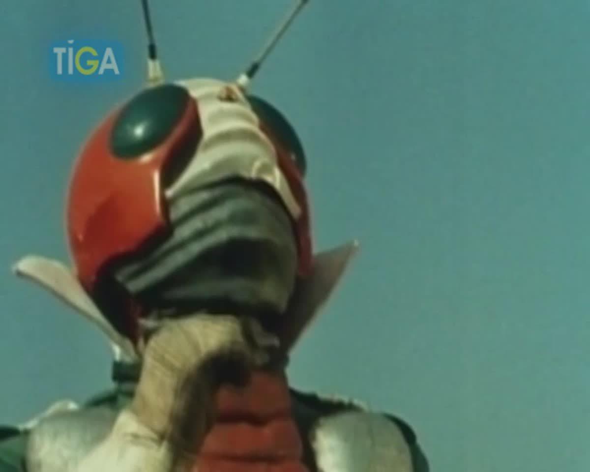 Masked Rider X ตอนที่ 27-3