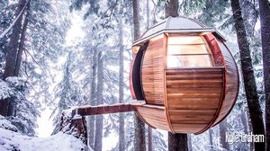 ตะลอนทัวร์ ชม 15 บ้านต้นไม้ ดีไซน์เจ๋ง รอบโลก