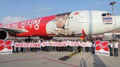 ไทย แอร์เอเชีย เอ็กซ์ ต้อนรับเครื่องบินแอร์บัส ลำที่ 3 พร้อมเพิ่มความถี่สู่ญี่ปุ่น