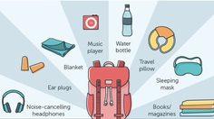 10 ทริคดีๆ ให้การนอนหลับบนเครื่องบินเป็นเรื่องง่าย