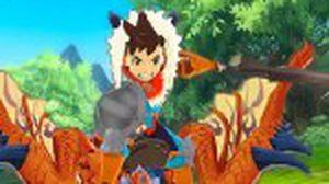 Monster Hunter Stories เกมส์ล่ามอนสเตอร์ ส่งธีมแนวการ์ตูน-มีสีสัน