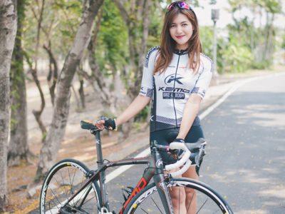 น้องก้อย จากที่ปั่นจักรยานไม่เป็นเลย จนตอนนี้จักรยานคือส่วนหนึ่งของชีวิตไปแล้ว