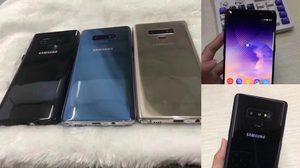 เหมือนเป๊ะ!! ร่างโคลน Galaxy Note 9 มาก่อนเครื่องจริงเปิดตัว