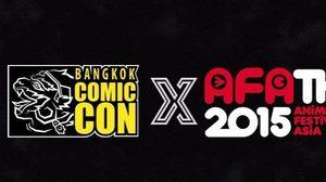 Bangkok Comic Con ที่สุดแห่งมหกรรมคอมมิคคอนระดับโลก