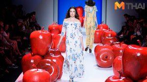 เจด้า ต้าเหนิง ชวนมาเป็นสาวหวาน สไตล์ Kloset บน แฟชั่นโชว์ Elle Fashion Week 2016