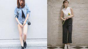 10 วิธี เปลี่ยน ผู้หญิงตัวเล็ก ให้ขายาวได้ แบบไม่ต้องเจ็บตัว!!
