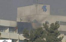 เหตุบุกยึดโรงแรมหรูในอัฟกานิสถาน ดับเกือบ 20