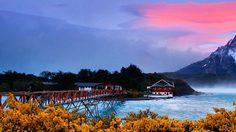 ทะเลสาบเปโอ สวรรค์แดนใต้ ชีลี