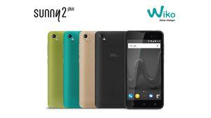 Wiko เปิดตัวสมาร์ทโฟนรุ่นเล็ก Wiko Sunny2 Plus ราคาเพียง 1,990 บาท