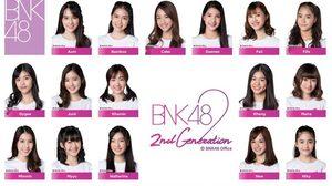 ส่องสมาชิกใหม่! 27 สาว BNK48 รุ่นที่ 2 เปิดตัวอย่างเป็นทางการ!