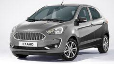 Ford Figo 2018 รุ่นปรับโฉมใหม่ เตรียมเปิดตัวที่แดนภารตะ