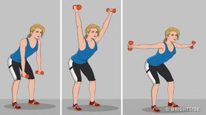 9 ท่าออกกำลังกาย สำหรับสาว 40+ ฟิตกระชากวัย แถมสุขภาพดี๊ดี!!