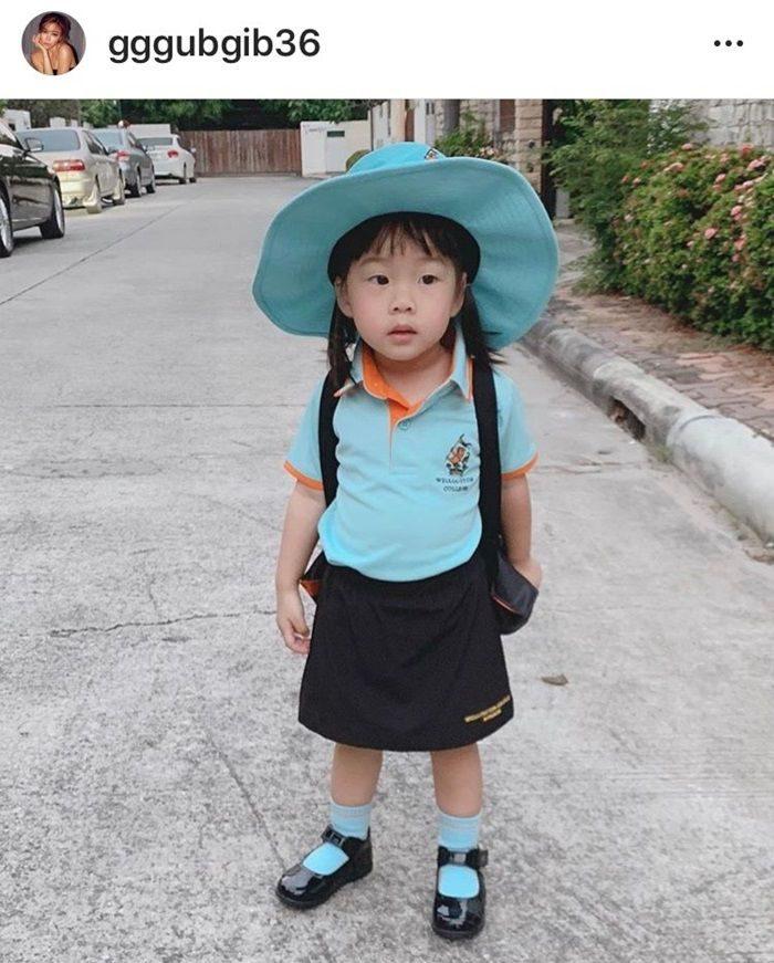 น้องเป่าเปา ไปโรงเรียนวันแรก