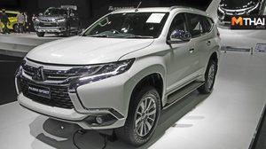 Mitsubishi Pajero Sport เตรียมเปิดตัวปีหน้าที่ประเทศอินเดีย