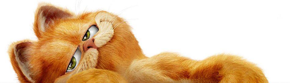 Garfield การ์ฟีลด์ เดอะ มูฟวี่