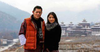 ชาวภูฏานปลื้มปีติ สมเด็จพระราชินี มีพระประสูติกาลพระราชโอรส