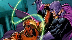 Whiplash วิปแลช วายร้ายแส้ไซเบอร์คู่ปรับ จาก Iron man