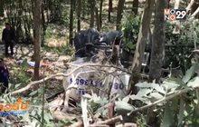 รถบรรทุกน้ำเสียหลักตกเขาป่าตอง คนขับเสียชีวิต