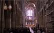 ชาวมุสลิมร่วมพิธีในโบสถ์คริสต์รำลึกเหตุสังหารบาทหลวง