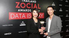 Ford รับรางวัล Thailand Zocial Awards 2018 ฐานะแบรนด์ที่ประสบความสำเร็จที่สุดบน โซเชียลมีเดีย ในกลุ่มธุรกิจ ยานยนต์