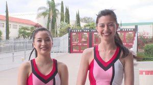 ส่งความน่ารักมาไกลจากต่างแดน!! ฮิโรเสะ ซึสึ &  อายามิ นากะโจ ชวนทุกคนไปดู Let's Go Jets!