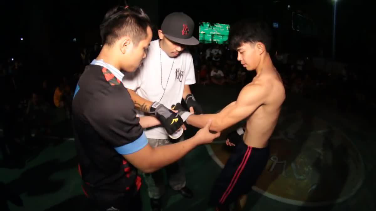 Fight Club Thailand โฟ๊ต x เบส คู่ที่ 23