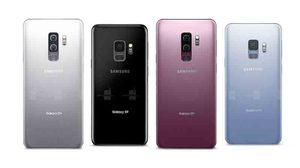 มาครบทุกเฉดสี!! Samsung Galaxy S9 และ S9+ หลุดเต็มๆ ก่อนเปิดตัว