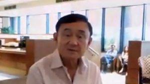 'แม้ว' แขวะแรง อวยพรปีใหม่ เปรยอยากให้ไทยเป็น 'ประชาธิปไตย'