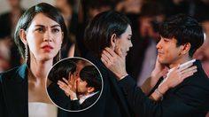 ณเดชน์ บุกจูบ แมท กลางพรมแดง ปิดฉาก ลิขิตรักข้ามดวงดาว