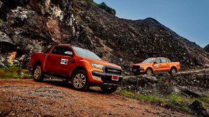 Ford Ranger สร้างสถิติยอดขายครึ่งปีแรกสูงสุดเป็นประวัติการณ์ สูงถึง 69,103 คัน