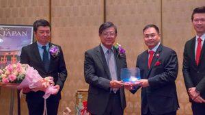 ไทย แอร์เอเชีย เอ็กซ์ คว้ารางวัล Japan Tourism Award in Thailand 2014