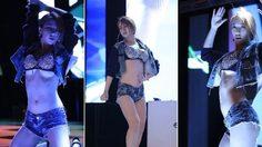 สยิว! Switch แดนซ์กรุ๊ปเกาหลี เต้นขนาดนี้ เสื้อจะหลุดไหม!?