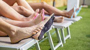 'NakeFit' แผ่นรองเท้าสุดคูล รองเท้าแตะก็ทำแบบนี้ไม่ได้นะ!